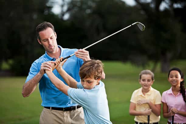 Golf Trainer In Liverpool